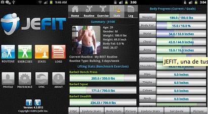 5 aplicaciones para iOS y Android con las que perder los kilos de Navidad 15