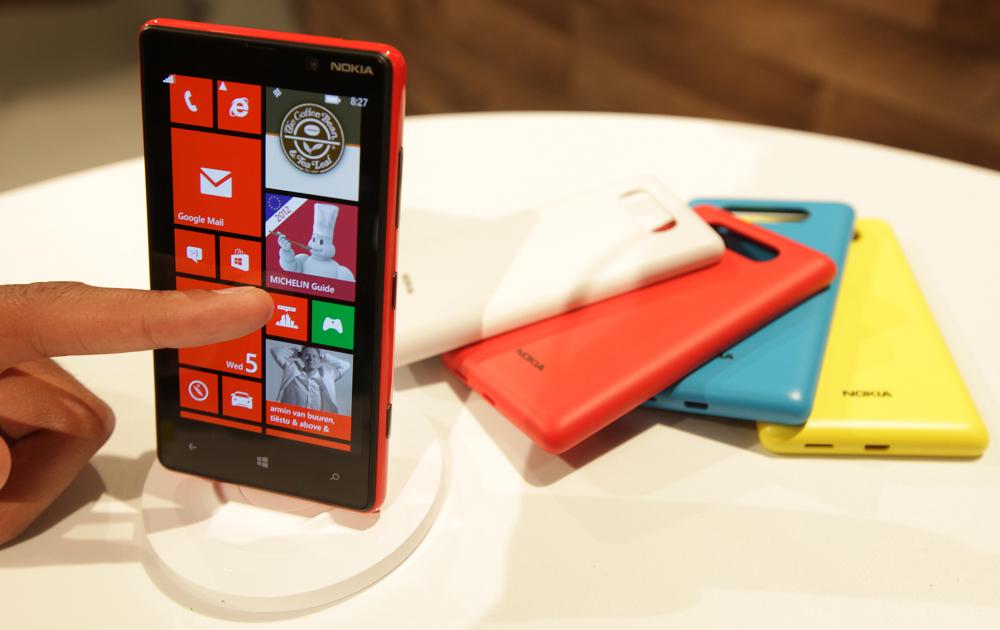 Nokia Lumia carcasas