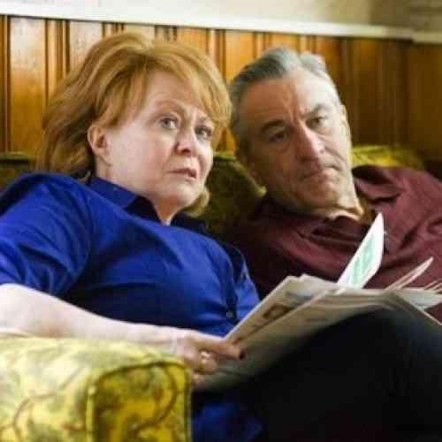 "Robert De Niro en ""Silver Linings Playbook"""