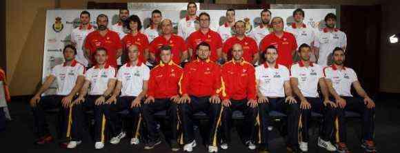 equipo espanol balonmano