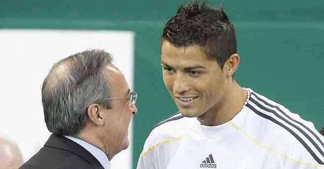 El Real Madrid ofrece la renovación a Cristiano oficialmente 3