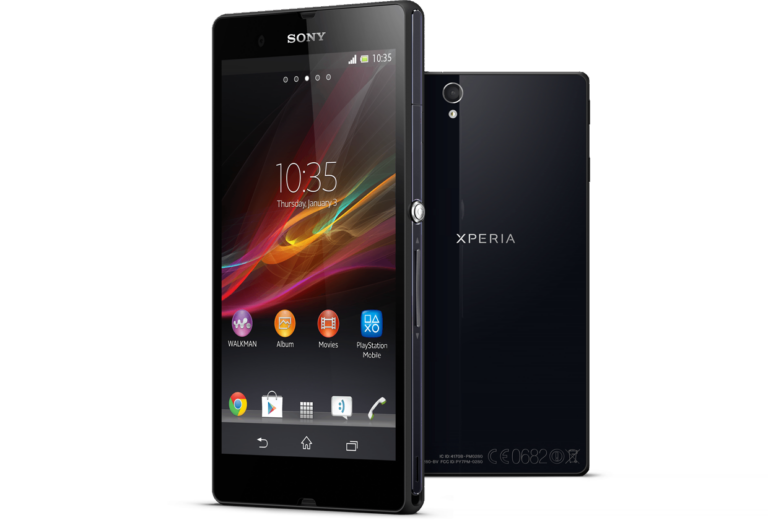 Sony Xperia Z: lanzamiento en Europa para el 21 de febrero