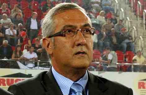 Gregorio Manzano reemplaza a Caparrós en el Mallorca