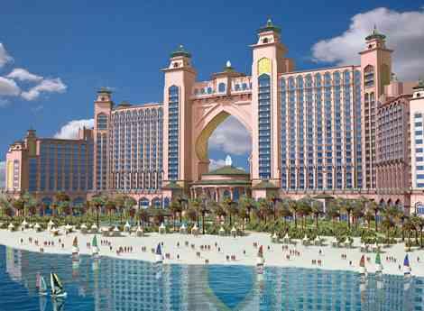 hoteles mas lujosos del mundo