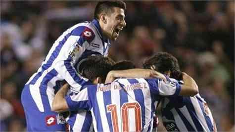 El Deportivo se lleva el derby gallego