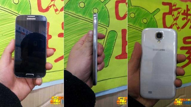 Samsung Galaxy SIV prototipo