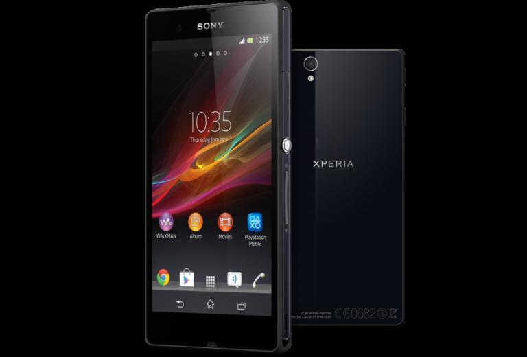 Sony Xperia Z presenta problemas al permitir acceso sin el código de desbloqueo