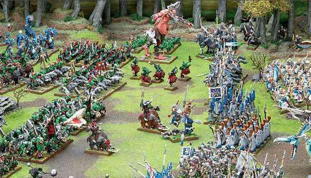 ejercitos de warhammer