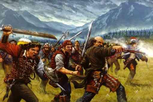 milicianos imperiales juego de rol