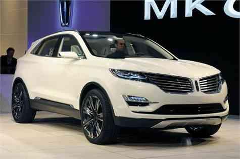 Lincoln concept MKC