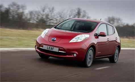Nissan Leaf 2013(1)