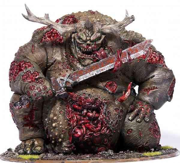 demonio de warhammer