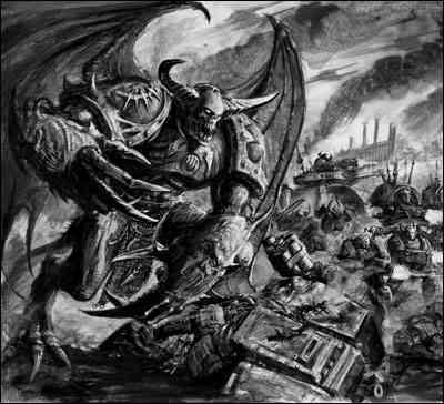 demonio del caos
