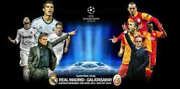 real madrid galatasary cuartos de final