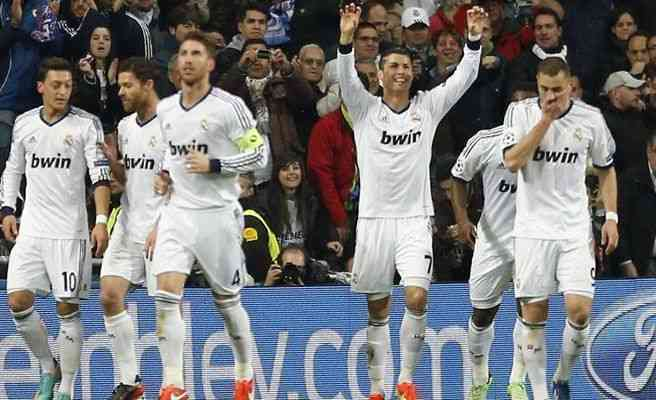 real madrid vence al galatasaray