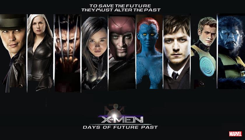 x men days of the future past