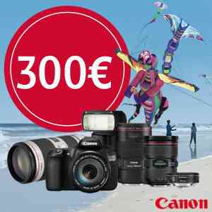 300 euros de reembolso canon