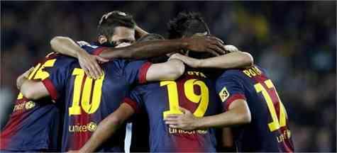 El Barcelona, campeón de Liga