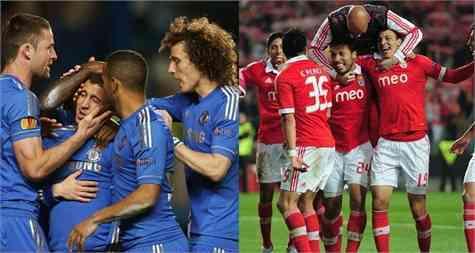 Benfica - Chelsea