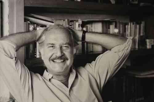 Escritor Carlos Fuentes