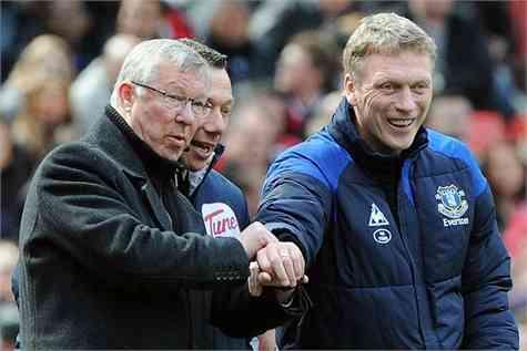 David Moyes sustituirá a Ferguson al frente del United