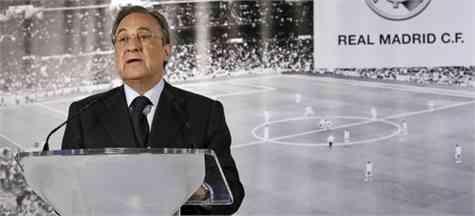 Florentino Pérez Mourinho