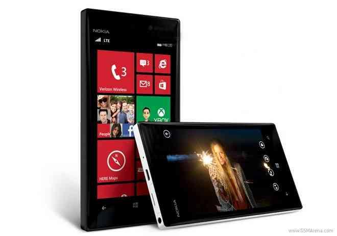 Nokia Lumia 928 comparativa
