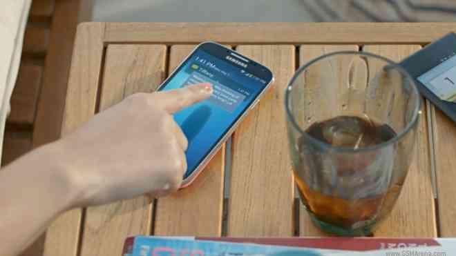 anuncio Galaxy S4