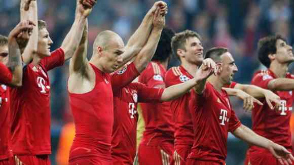 Football - Bayern Munich v FC Barcelona - UEFA Champions League Semi Final First Leg - Allianz Arena