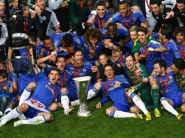 chelsea campeon de la europa league