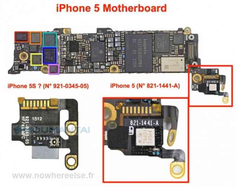 iphone-5s-placa-base