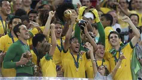 Brasil Confederaciones