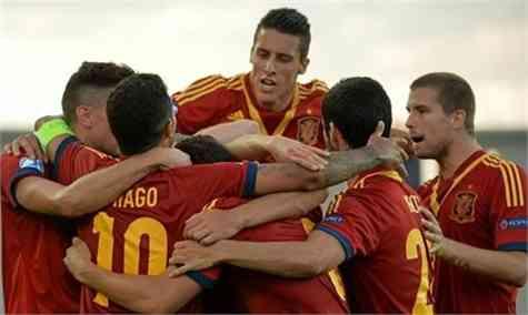 España campeón europeo sub21