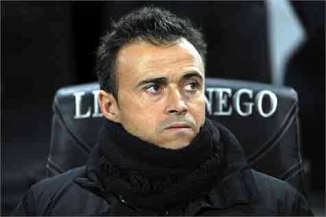 Luis Enrique, nuevo entrenador del Celta de Vigo