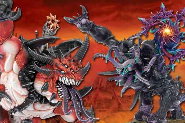 Monstruos que causan pánico