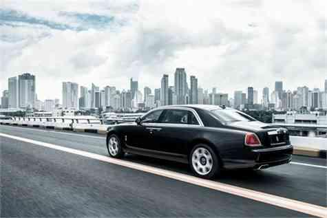 Rolls-Royce llega a Filipinas