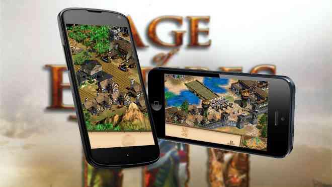 Age of Empires se estrenará en dispositivos móviles