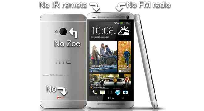 htc one original Android