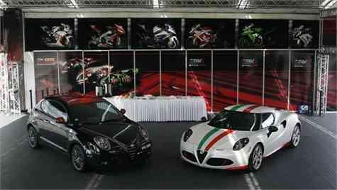 Alfa Romeo Rusia