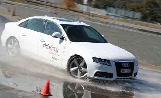 Audi-driver-experience