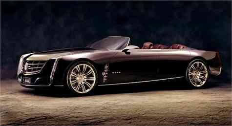 Cadillac nueva berlina