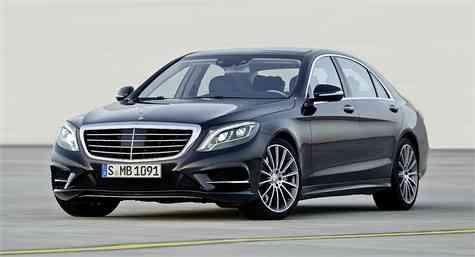 Mercedes-Benz presenta el nuevo Clase S