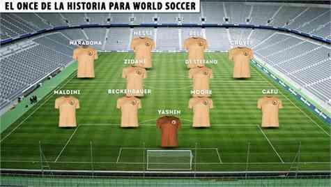 Mejor equipo de la historia