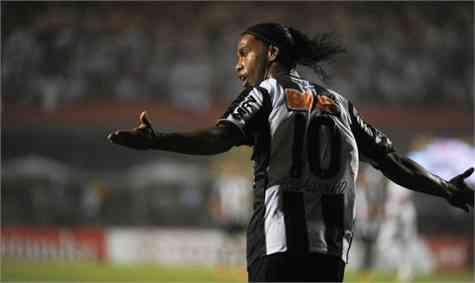 Mineiro Ronaldinho Libertadores