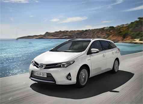 El nuevo Toyota Auris llega a España
