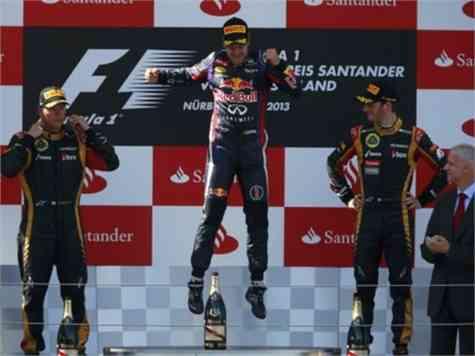 Vettel GP Alemania