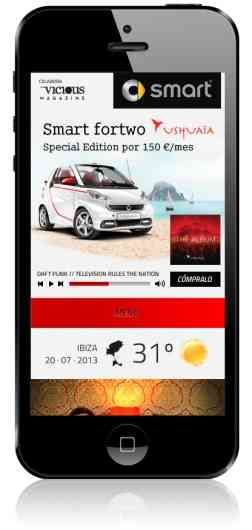 smart Ushuaia movil