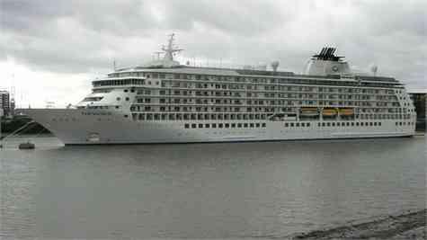 the world crucero