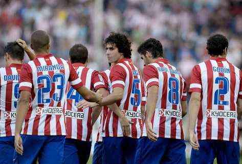 Atlético Madrid - Rayo Vallecano