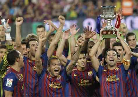 El Barcelona se lleva la Supercopa